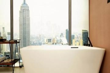 它不仅是浴缸,还是你生活中的小确幸