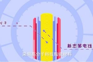 新忠策电线:品牌登录浙江台电视台、杭州电视台