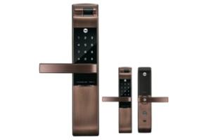 耶鲁智能锁:超C级锁芯提供多重防护