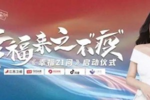 金牌厨柜&江西卫视《幸福21问》启动仪式在金牌厨柜厦门内容工场召开