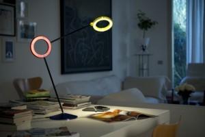 热销的意大利代表设计护眼台灯拉梦RAMUN安目乐多的Professionale版上市