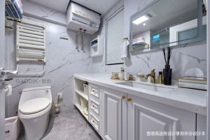 卫生间面盆柜子分类以及购买经验
