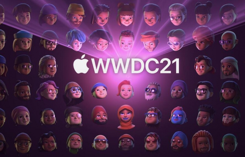 WWDC2021Apple与智能家居