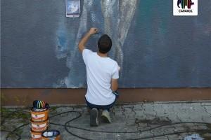 """德爱威内墙涂料 用坚韧为生命""""解冻"""""""