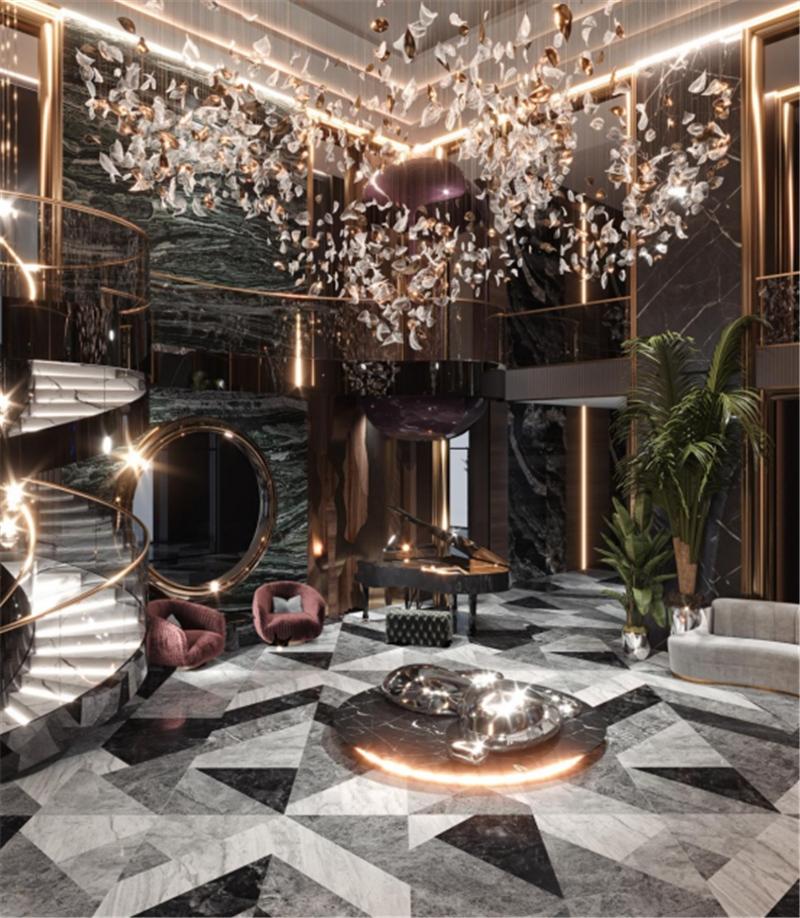 尚筑设计师事务所做真正懂业主需求的青岛高端室内设计